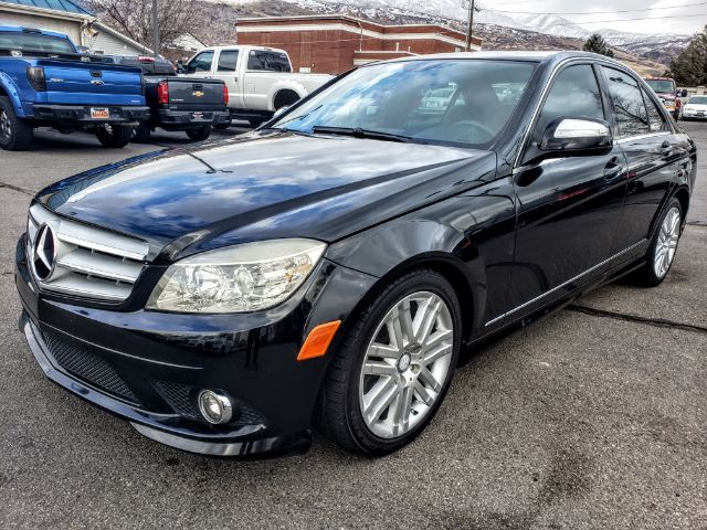 2008 Mercedes-Benz C-Class C300 Luxury Sedan LINDON, UT 0
