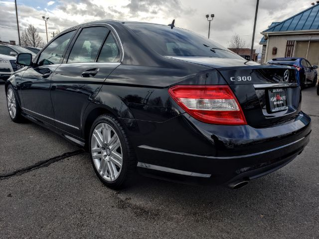 2008 Mercedes-Benz C-Class C300 Luxury Sedan LINDON, UT 2
