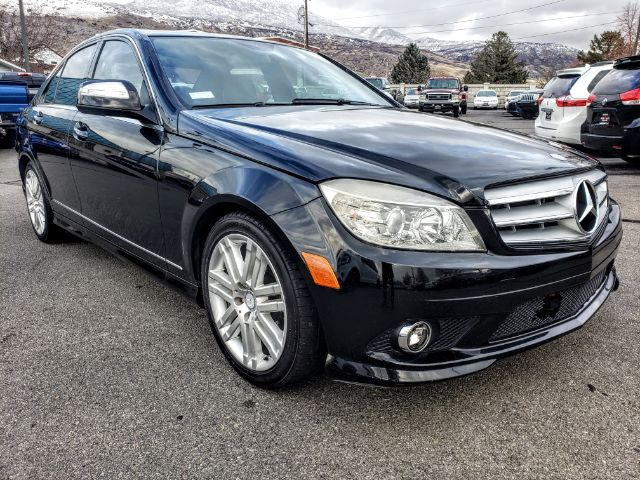 2008 Mercedes-Benz C-Class C300 Luxury Sedan LINDON, UT 5