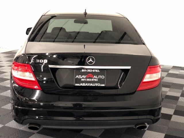 2008 Mercedes-Benz C-Class C300 Luxury Sedan LINDON, UT 3