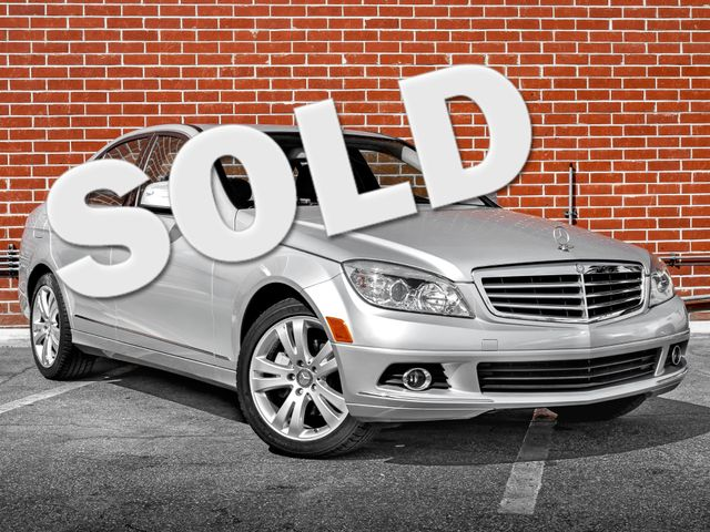 2008 Mercedes-Benz C300 3.0L Luxury Burbank, CA 0