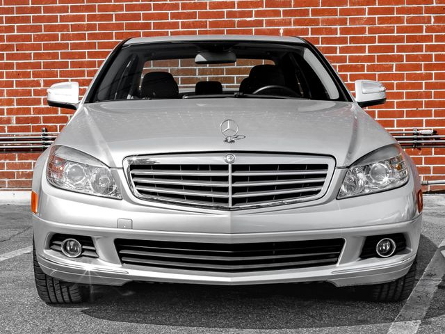 2008 Mercedes-Benz C300 3.0L Luxury Burbank, CA 2