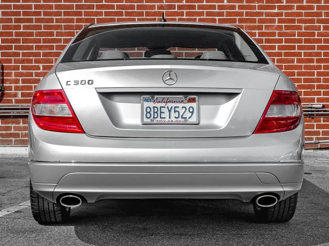2008 Mercedes-Benz C300 3.0L Luxury Burbank, CA 3