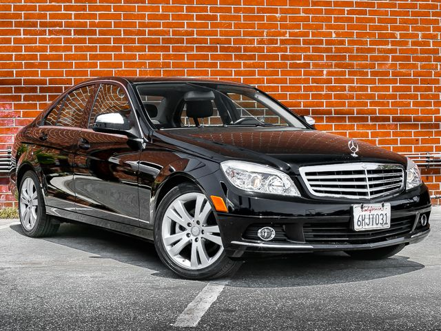 2008 Mercedes-Benz C300 3.0L Luxury Burbank, CA 1