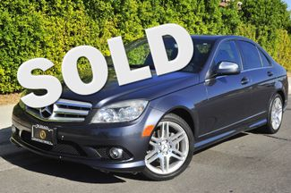2008 Mercedes-Benz C300 in Cathedral City, California