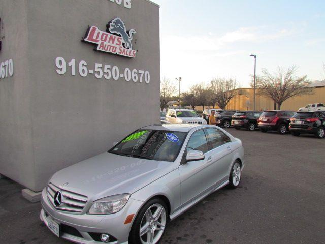 2008 Mercedes-Benz C300 3.0L Luxury Navi / Very Clean in Sacramento, CA 95825