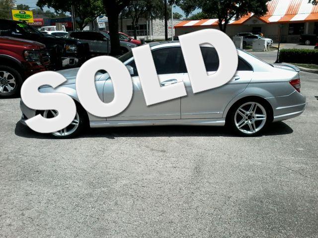 2008 Mercedes-Benz C300 3.0L Sport San Antonio, Texas 0