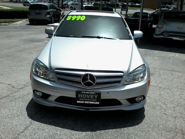 2008 Mercedes-Benz C300 3.0L Sport San Antonio, Texas 2