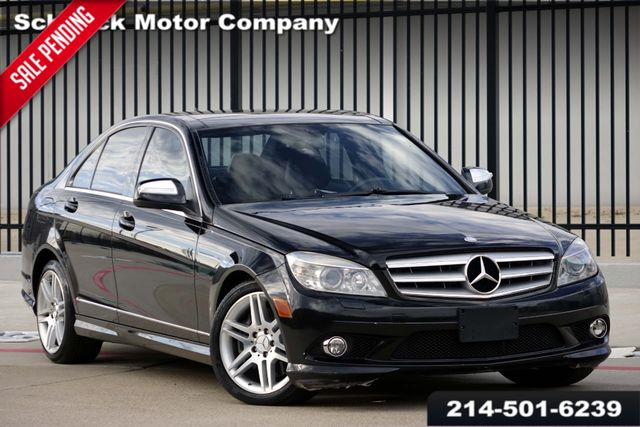 2008 Mercedes-Benz C350 3.5L SPORT PKG 3.5L *** RATES AS LOW AS 1.99 APR* ***