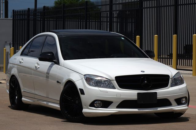 2008 Mercedes-Benz C350 Sport * C63 CLONE * Custom Everything * NAVI * H/K