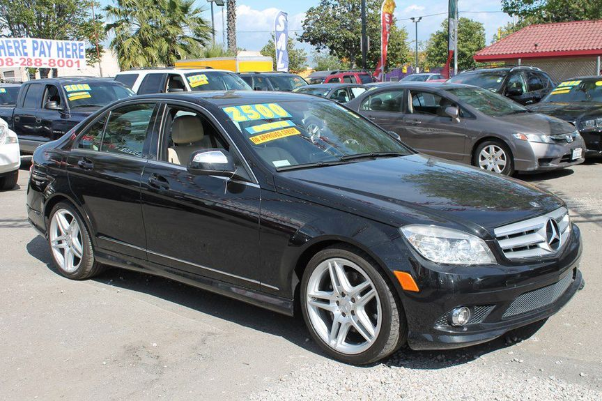 U003c 2008 Mercedes Benz C350 3.5L Sport In San Jose CA, ...