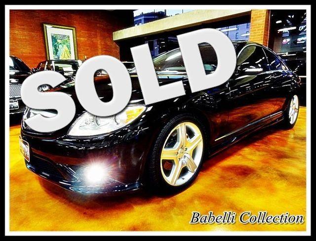 2008 Mercedes-Benz CL-Class V8 La Jolla, Califorina