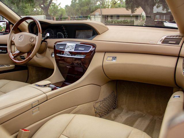 2008 Mercedes-Benz CL550 V8 Burbank, CA 10