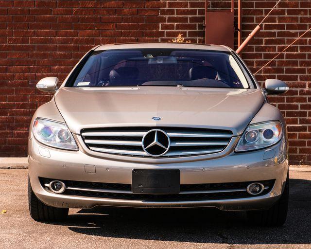 2008 Mercedes-Benz CL550 V8 Burbank, CA 1
