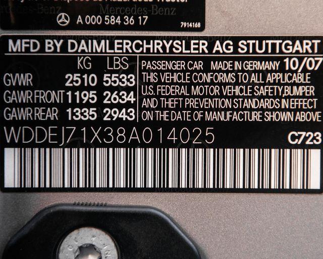 2008 Mercedes-Benz CL550 V8 Burbank, CA 33
