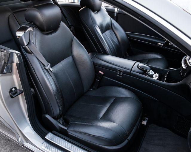 2008 Mercedes-Benz CL550 V8 Burbank, CA 9