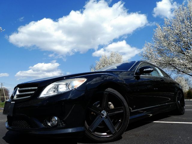 2008 Mercedes-Benz CL550 V8 Leesburg, Virginia 0