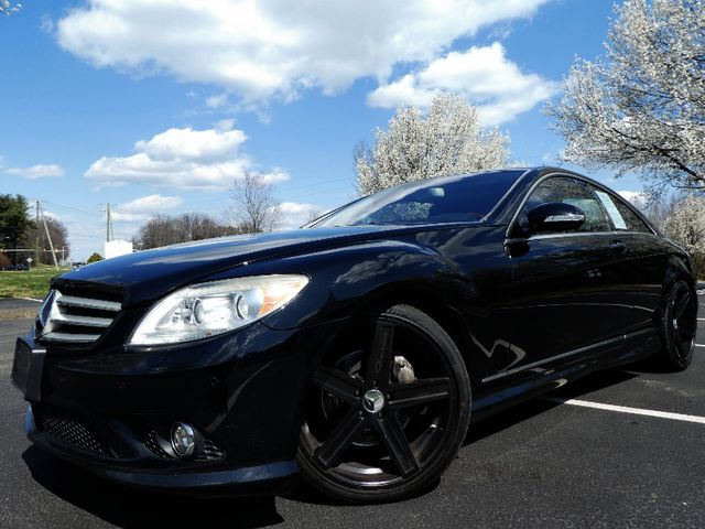 2008 Mercedes-Benz CL550 V8 Leesburg, Virginia 4