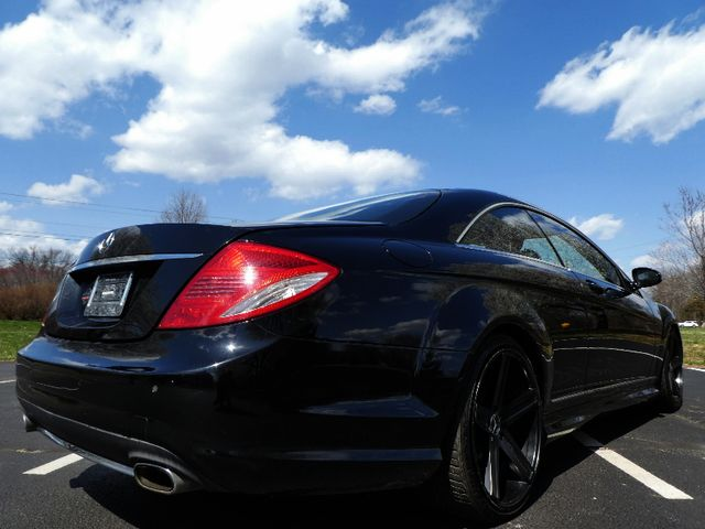 2008 Mercedes-Benz CL550 V8 Leesburg, Virginia 3