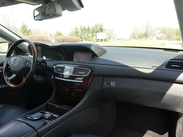 2008 Mercedes-Benz CL550 V8 Leesburg, Virginia 16
