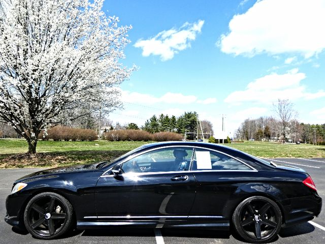 2008 Mercedes-Benz CL550 V8 Leesburg, Virginia 6