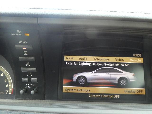 2008 Mercedes-Benz CL550 V8 Leesburg, Virginia 29