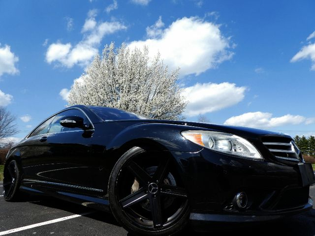 2008 Mercedes-Benz CL550 V8 Leesburg, Virginia 1