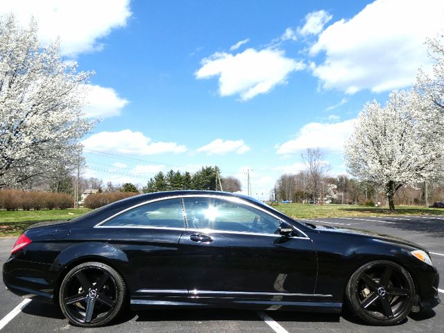 2008 Mercedes-Benz CL550 V8 Leesburg, Virginia 7