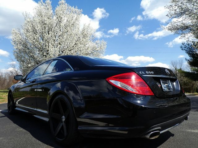 2008 Mercedes-Benz CL550 V8 Leesburg, Virginia 2
