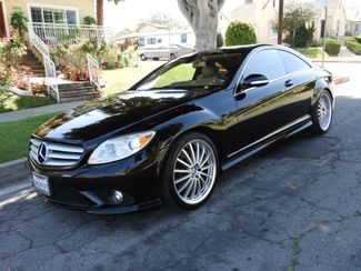 2008 Mercedes-Benz CL550 in , California