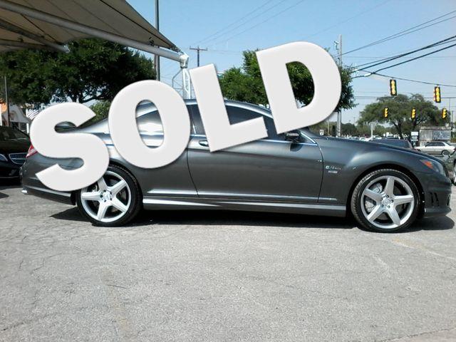 2008 Mercedes-Benz CL63 Renntech V8 AMG San Antonio, Texas 0