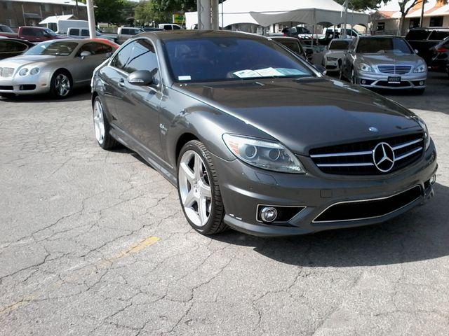 2008 Mercedes-Benz CL63 Renntech V8 AMG San Antonio, Texas 1