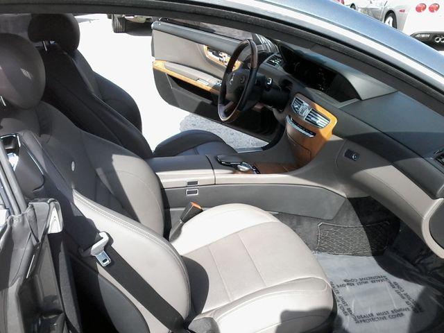 2008 Mercedes-Benz CL63 Renntech V8 AMG San Antonio, Texas 16