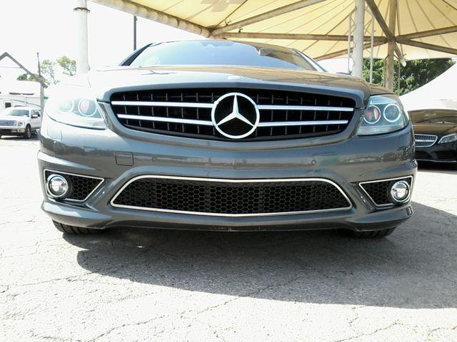 2008 Mercedes-Benz CL63 Renntech V8 AMG San Antonio, Texas 3