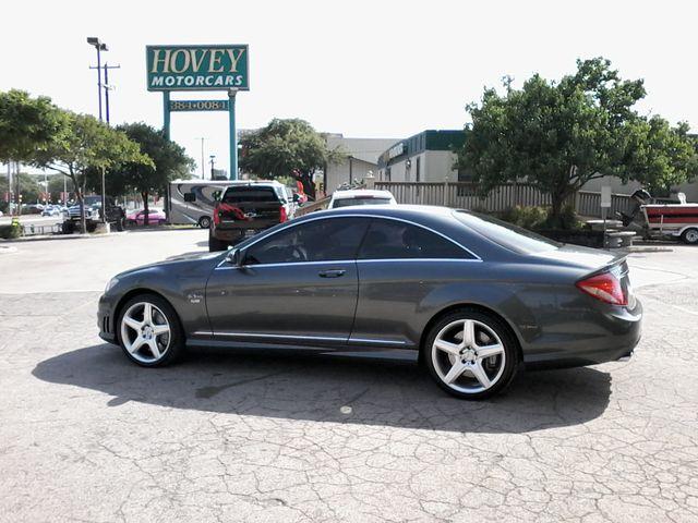 2008 Mercedes-Benz CL63 Renntech V8 AMG San Antonio, Texas 5