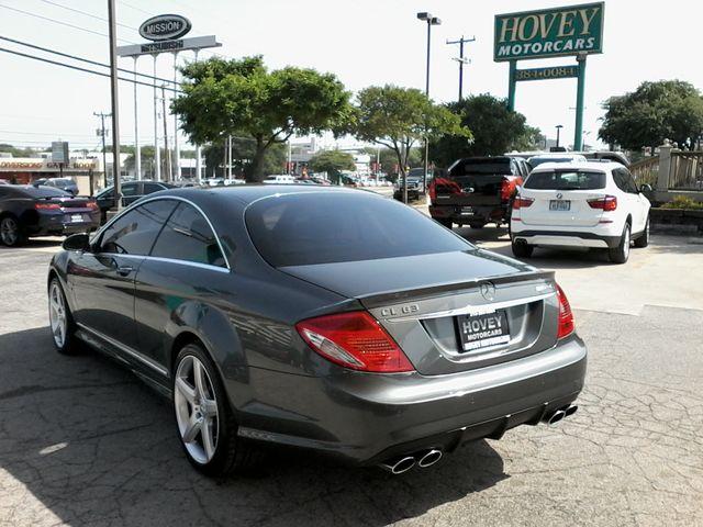 2008 Mercedes-Benz CL63 Renntech V8 AMG San Antonio, Texas 6