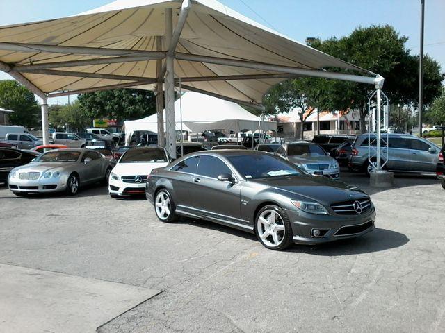 2008 Mercedes-Benz CL63 Renntech V8 AMG San Antonio, Texas 8