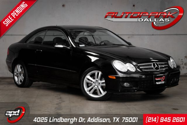 2008 Mercedes-Benz CLK350 3.5L in Addison, TX 75001
