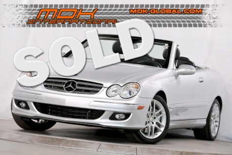2008 Mercedes-Benz CLK350 Premium 1 pkg - Only 60K miles  in Los Angeles