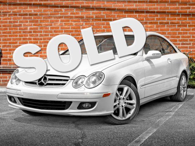 2008 Mercedes-Benz CLK350 3.5L Burbank, CA