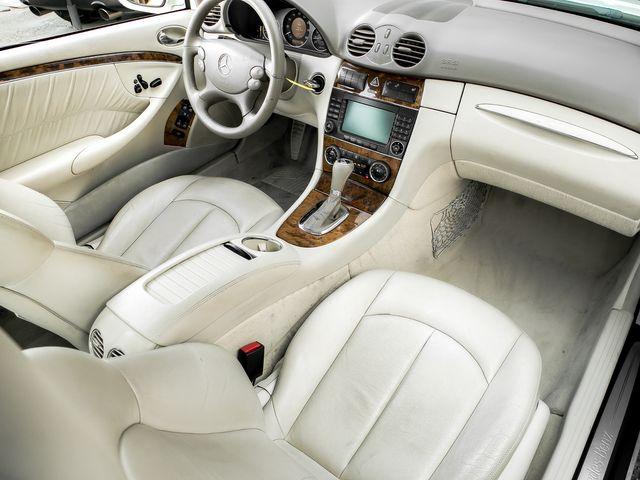 2008 Mercedes-Benz CLK350 3.5L Burbank, CA 12