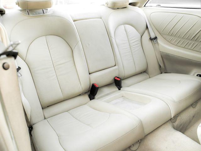 2008 Mercedes-Benz CLK350 3.5L Burbank, CA 14