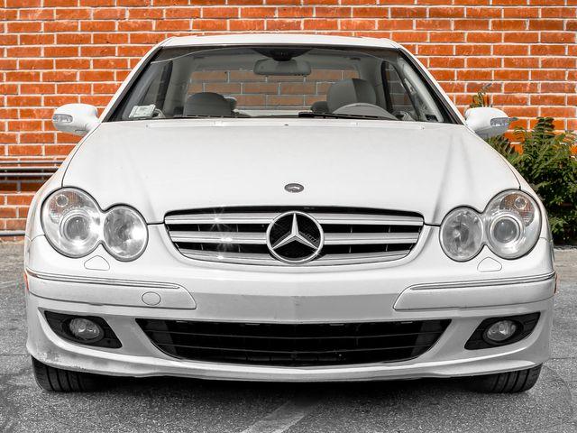 2008 Mercedes-Benz CLK350 3.5L Burbank, CA 2