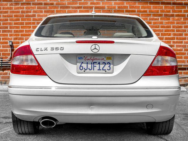 2008 Mercedes-Benz CLK350 3.5L Burbank, CA 3