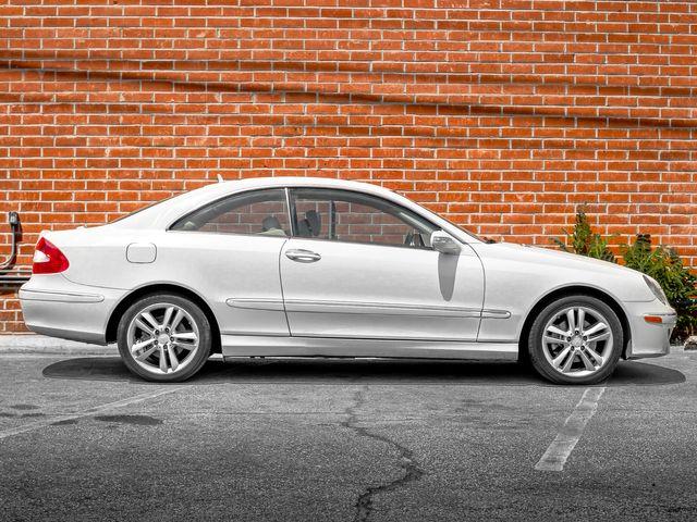 2008 Mercedes-Benz CLK350 3.5L Burbank, CA 4
