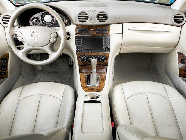2008 Mercedes-Benz CLK350 3.5L Burbank, CA 8