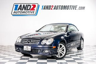 2008 Mercedes-Benz CLK350 3.5L in Dallas TX