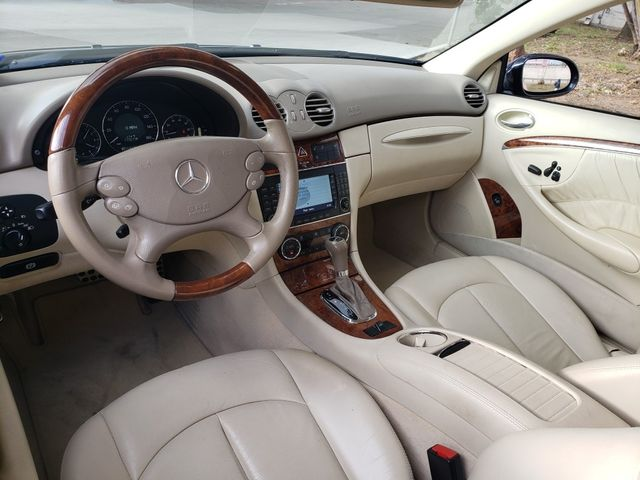 2008 Mercedes-Benz CLK350 Convertible 3.5L, Auto, NAV, Alloy Wheels, Nice in Dallas, Texas 75220