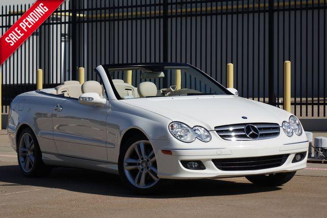 2008 Mercedes-Benz CLK350 3.5L | Plano, TX | Carrick's Autos in Plano TX