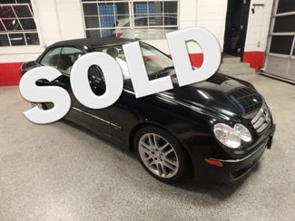 2008 Mercedes Clk350 BEAUTIFUL CABRIOLET INSPECTED. SERVICED. READY Saint Louis Park, MN